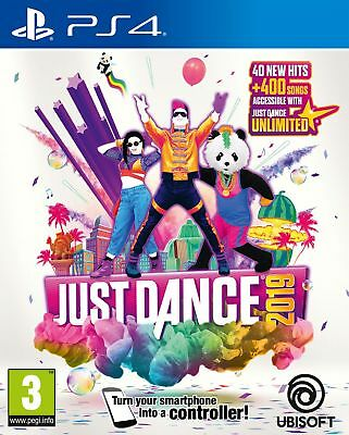 Just Dance 2019 (PS4) IN STOCK NOW New & Sealed UK PAL Free UK Postage