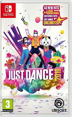 Just Dance 2019 (Switch) IN STOCK NOW New & Sealed Free UK Postage