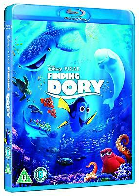 Finding Dory [Blu-ray] [2017] New & Sealed