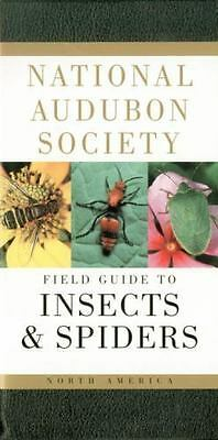 National Audubon Society Field Guide to North American Insects and Spiders (Nat
