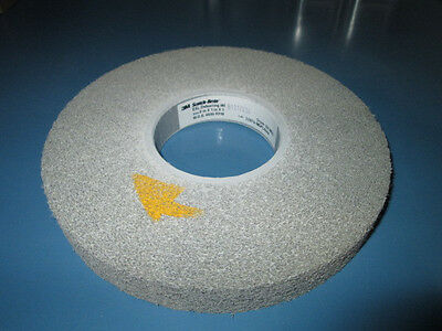 3M Scotchbrite Exl Deburring Wheel 8X1X3  8A-Medium 13619