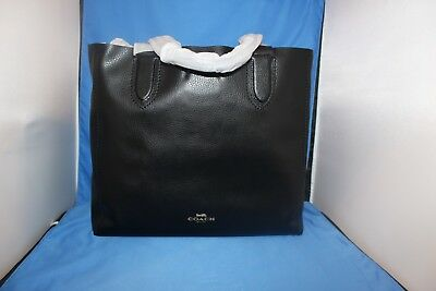0f9d7195f2e3 COACH NWT - Large Derby Tote - F59818 Midnight Lepis -  169.00 ...