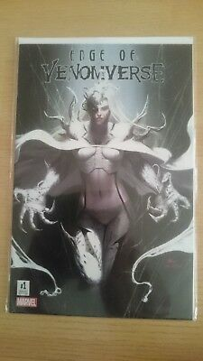 Edge of Venomverse #1 Variant Cover  / 2017 Marvel RARE!