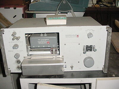 GenRad GR Model 1521-B & P2 Pot Graphic Level Recorder produces permanent Tape