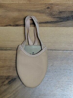 H061 Nude Canvas Piroutte, Lyrical Shoe! Brand New in Bag!