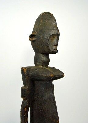Old Dogon female ancestor sculpture, African Art