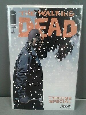 The Walking Dead: Tyreese Special  in dust jacket October 2013 comic book