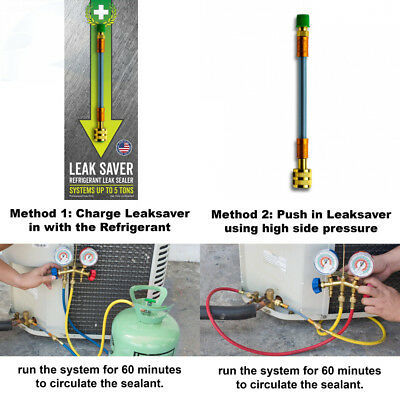 Leak Saver Direct Inject Refrigerant Sealer