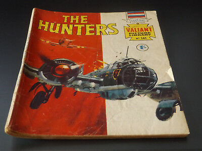 VALIANT PICTURE LIBRARY,NO 141,1969 ISSUE,GOOD FOR AGE,49 yrs old,RARE COMIC.