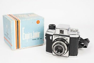 Empire-Junior model No. 981 for 6x6cm in 120 film format with box