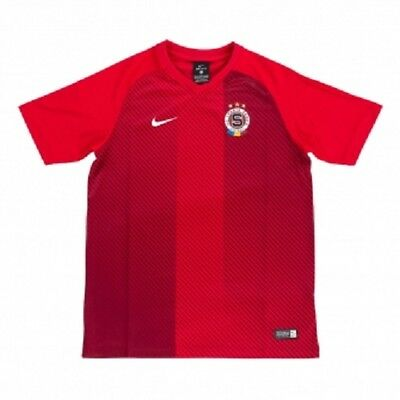Nike 2017/18 AC SPARTA STADIUM HOME  FOOTBALL SHIRT > YOUTHS XL 13-15yrs