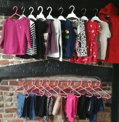 Girls clothes bundle age 2-3 years mix & match outfits Joules Next Jasper & more