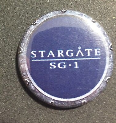 Stargate SG-1 Pin NYCC Exclusive