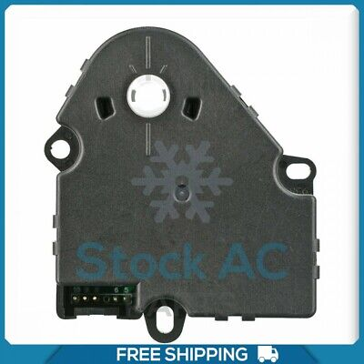 NEW For Mercedes W163 ML320 ML55 AMG Genuine Actuator Motor-A//C Flap 1638200108