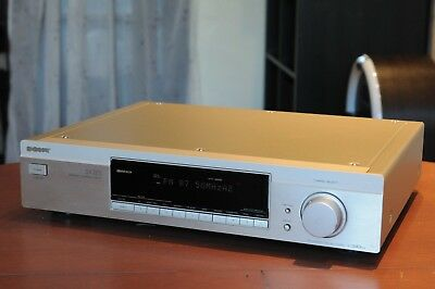 Sony Tuner SA3ES top of the range stereo tuner twin antenna inputs