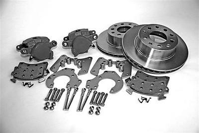 Moser Economy  Chevy Disc Brake Kit