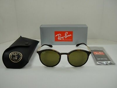 90a6424353 Ray-Ban Emma Sunglasses Rb4277 628373 Tortoise Gold brown Classic Lens 51Mm
