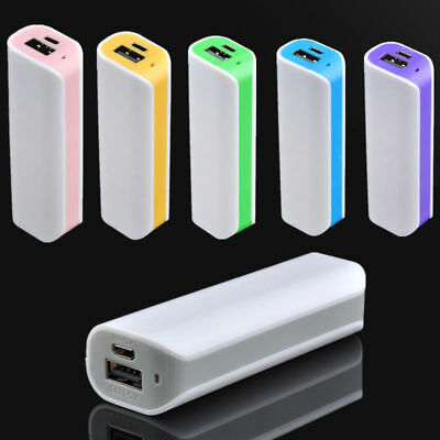 5800mAh USB Portable External Backup Battery Charger Power Bank for Cell Phone