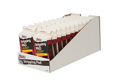 NEW Parks Heavy Duty Paint Varnish Stripping Pads 24 Pack Case