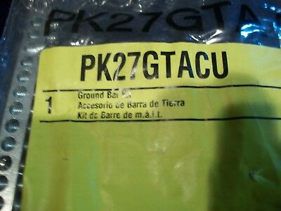 Ground Bar Kit Square D Pk27gta Cu Company Schneider Electric New