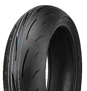 Nankang Sportiac Motorcycle Tyre. Rear 180/55-17 73W  ** Run Out**