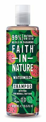 Faith in Nature Pastèque Shampooing