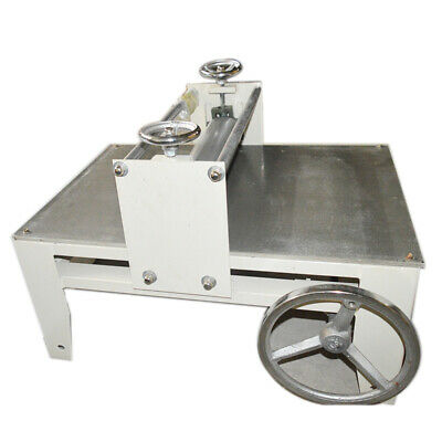 Slab machine Roller for Clay, Heavy Duty, Tabletop, Adjustable, No Shims
