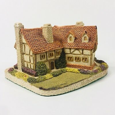 Fraser Creations #33 Shakespeare's Birthplace / Home - Hand made Sculpture