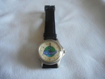 Girl's Collectible Memorabilia Girl Scouts Watch made in Japan