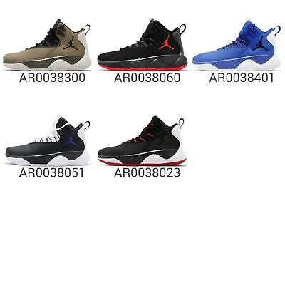 timeless design c83fc 53e10 Nike Jordan Super.Fly MVP PF Men Basketball Shoes Sneakers Pick 1