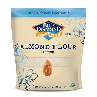 BLUE DIAMOND Finely Sifted Gluten Free Almond Flour