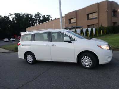 2015 Nissan Quest S 3.5L 2015 Nissan Quest S VERY CLEAN ONE OWNER NEW TIRES RUNS GREAT! HIGHWAY MILES