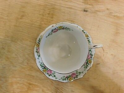 Royal Albert cup & saucer Land of Hope & Glory