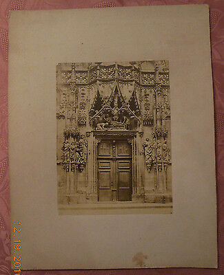 Vintage Photo 11 X 15 Inches Doore St Marks Basilica Venice Italy