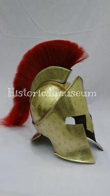 The King 300 Movie Spartan Hm564 Helmet Lion-Heart 300 Spartan Movie Helmet