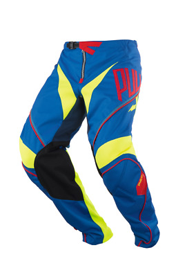Trousers Motocross Pull-In Challenger Blue 2018 Size 36US (Taille 44 FR)