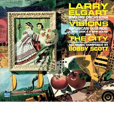 Larry Elgart Visions - The City