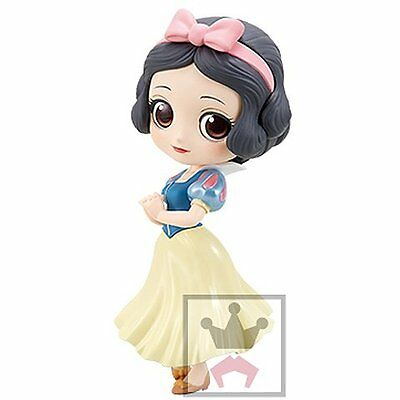 Q posket Disney Characters Snow White pastel color Figure BANPRESTO Japan
