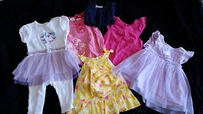 Various summer sized 00 girls clothes