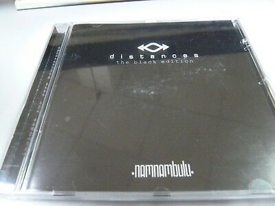 NamNamBulu – Distances (The Black Edition)  2010 RARE GERMANY SYNTH  LIMITED CD