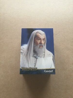 2006 Topps The Lord Of The Rings The Return Of The King Complete Set (90)