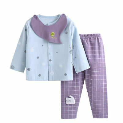 Tracksuit Infant Outfit Spring Autumn Boys Girls Baby Underwear Casual Clothings