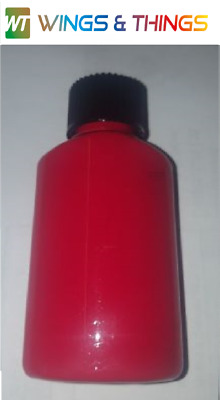 MOTORCYCLE TOUCH UP Paint Honda RED (SOLID) Code: R258 Brush