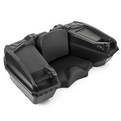 Kimpex NOMAD Rear Passenger Seat ATV Storage Trunk w/ HEATED GRIPS