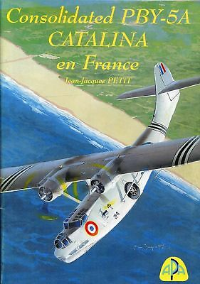 Consolidated Pby-5A Catalina En France - Appa - Jean-Jacques Petit Profil Photo