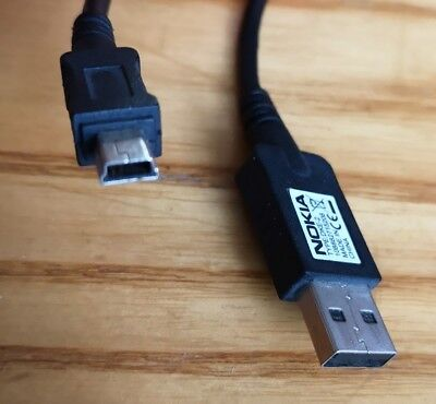 Genuine Nokia Dke-2 Usb/mini Usb Data Cable -  Nokia Product -