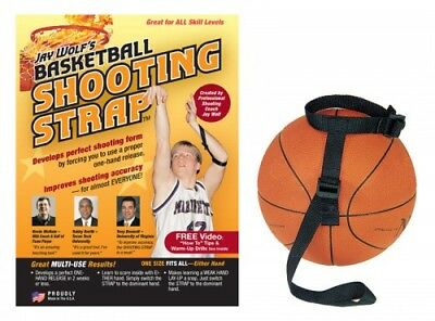 Star Shooter Shooting Strap Basketball Wurftraining one hand release
