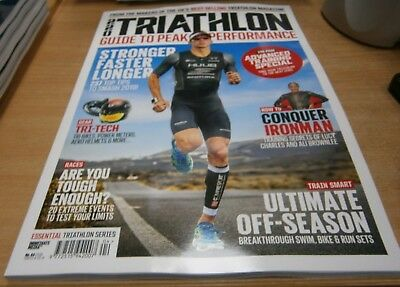 Essential Triathlon Series. 220 Triathlon magazine Guide to Peak performance.