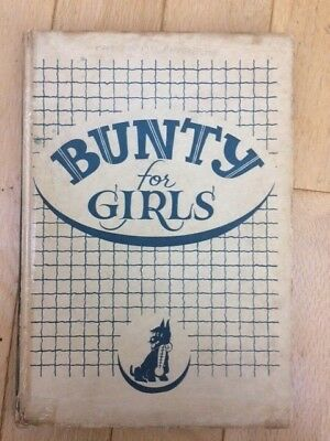 Bunty for Girls 1960's edition RARE ? (Annual), Good Condition Book for age RARE