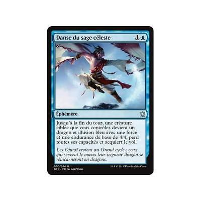 Dance of the Skywise Dragons of Tarkir n°50  Foil (Anglais) NM MTG Magic